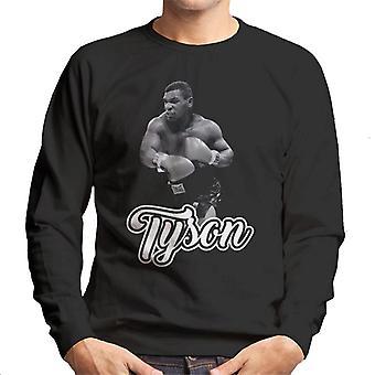 Tyson und schwarz Herren Sweatshirt