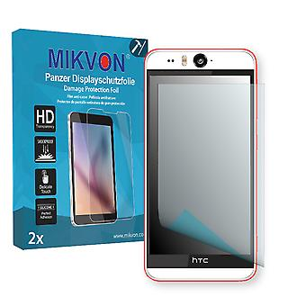 HTC Desire EYE Screen Protector - Mikvon Armor Screen Protector (Retail Package with accessories)