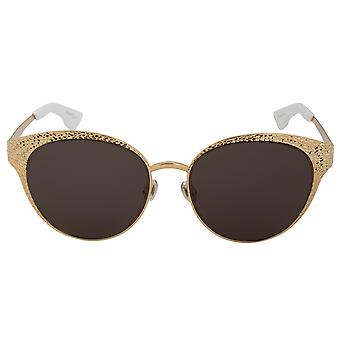 Christian Dior 24 Karat Gold Unique Y3B8E Sunglasses