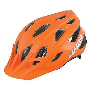 545 Limar bike helmet / / orange matte