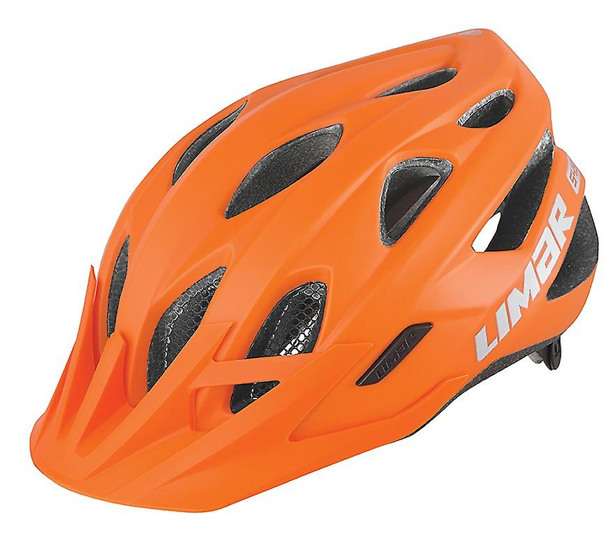 Casque de vélo Limar 545     Orange mat