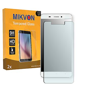 Allview P8 Energy Screen Protector - Mikvon flexible Tempered Glass 9H (Retail Package with accessories)