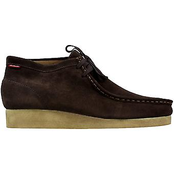 Clarks Padmore Brown Suede 78732