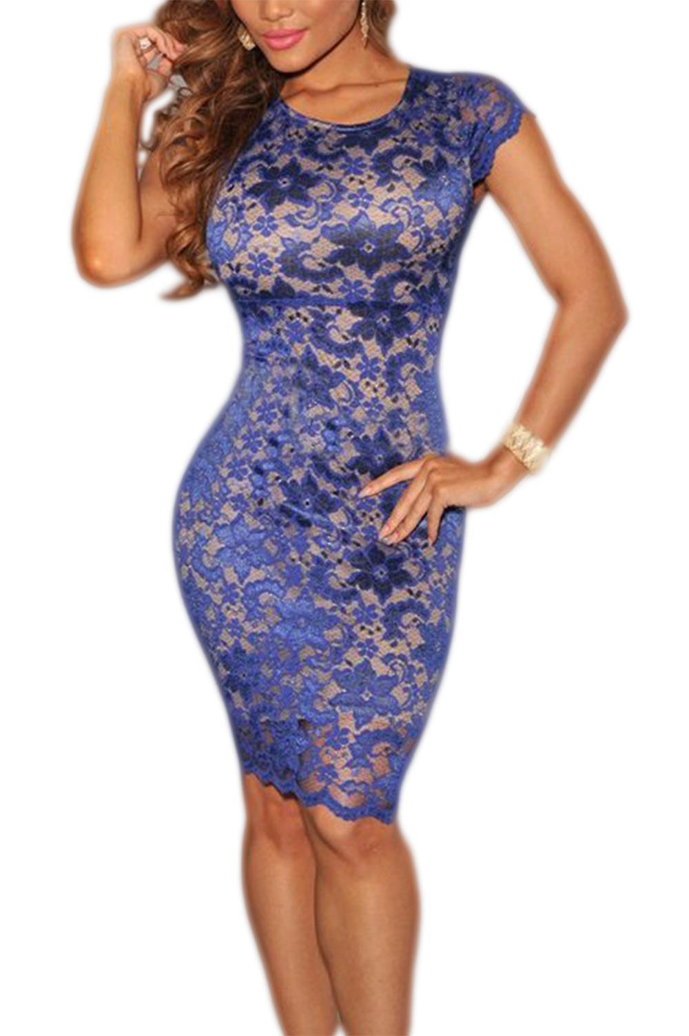Waooh - Lace Dress Cerela