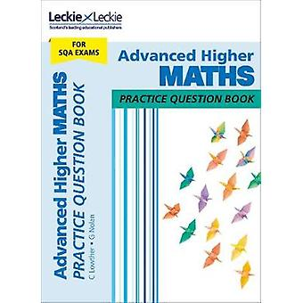 Advanced Higher Maths Practice Question Book by Craig Lowther - 97800
