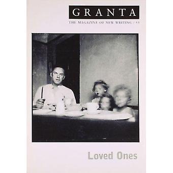 Granta 95 - Loved Ones by Ian Jack - 9780903141888 Book