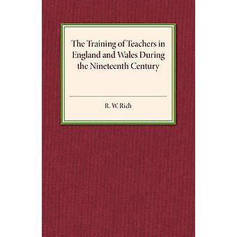 Die Ausbildung von Lehrern in England und Wales im neunzehnten Jahrhundert