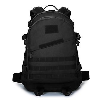 Large backpack in durable fabric, model 2018-7226, 46x36x15 cm