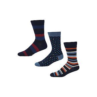 New Designer Mens Pepe Jeans Gift Socks Marc