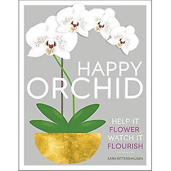 Glada orkidé