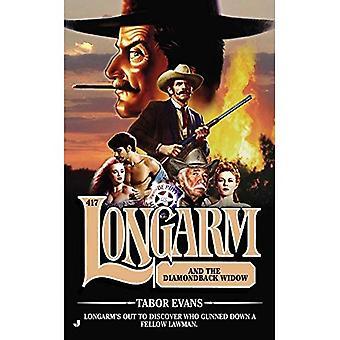 Longarm and the Diamondback Widow (Longarm Series #417)