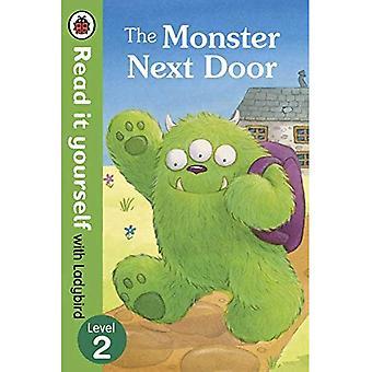 De volgende deur van Monster - Lees het zelf met lieveheersbeestje: niveau 2 (Lees het zelf niveau 2)