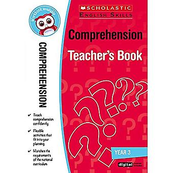 Livre (année 3) de la compréhension de l'enseignant (compétences scolaires en anglais)