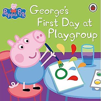 Peppa Pig: Premier jour George à la crèche