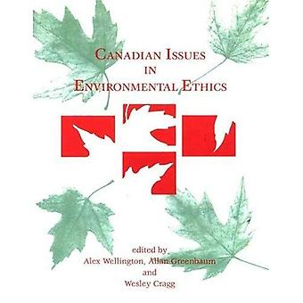 Canadian issues in environmental ethics
