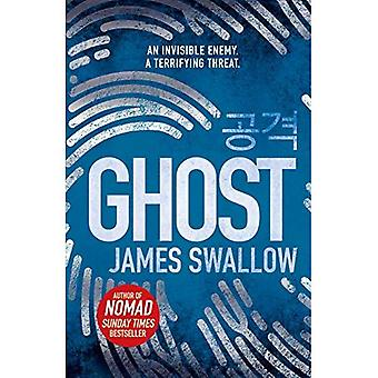 Ghost: The gripping new thriller from the Sunday Times bestselling author of� NOMAD (The Marc Dane series)