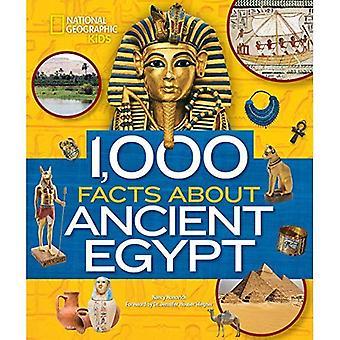1 000 faits sur l'Egypte ancienne