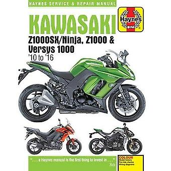 Kawasaki Z1000, Z1000Sx & Versys ('10 To '16)