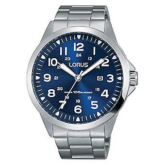 LORUS Quartz analogique homme acier inoxydable bracelet RH925GX9