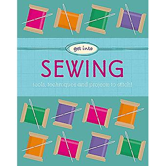 Get Into - Sewing by Jane Marland - 9780750291958 Book