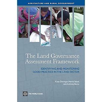 The Land Governance Assessment Framework by Deininger & Klaus
