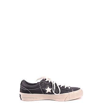 Converse Black Fabric Sneakers