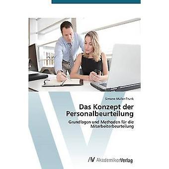 Das Konzept Der Personalbeurteilung par MullerTrunk & Simone