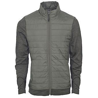 Toggi Gresley Mens Mid Layer Jacket Olive