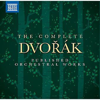 A. Dvorak - Dvor K: den komplette publisert orkesterverker [DVD] USA import