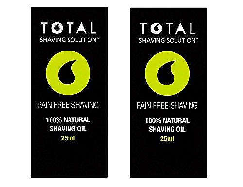 Total Solution Shaving Oil TSS