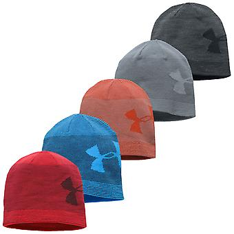 Under Armour Mens UA Golf Bilboard Beanie 2.0