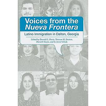 Voices from the Nueva Frontera - Latino Immigration in Dalton - Georgi