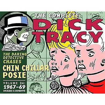 Complete Chester Gould's Dick Tracy Volume 24 by Complete Chester Gou