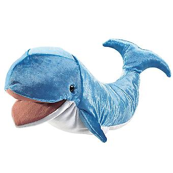 Hand Puppet - Folkmanis - Whale New Toys Soft Doll Plush 3040