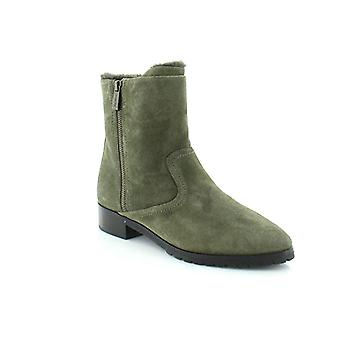 Michael Michael Kors Womens Andi Almond Toe Ankle Cold Weather Boots