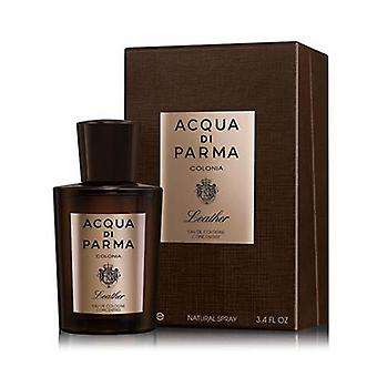 Colonia Leather Cologne água-spray