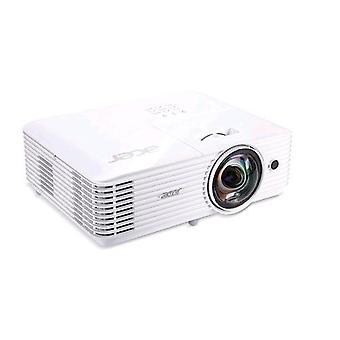 Acer s1386wh videoprojector dlp wxga 3600 ansi lumen 20,000:1 16:10 hdmi weiß