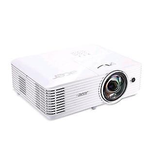 Acer s1386wh videoprojector dlp wxga 3600 ansi lumen 20,000:1 16:10 hdmi white