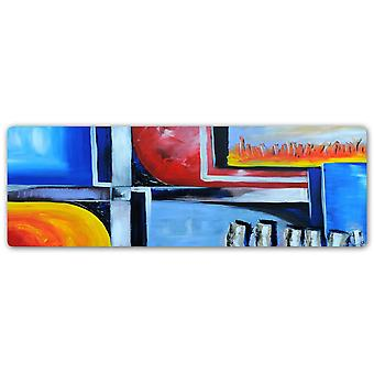 Metal Print, Panorama, Abstract 54