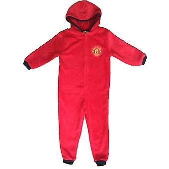 Man United Kids Onesie / Manchester United Kids Jumpsuit
