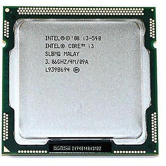 Intel i3-540 3,06 GHz procesador LGA Socket 1156 CPU iMac A1311 mediados de 2010 661-5534
