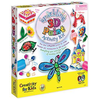 Sparkling 3D Paint Activity Kit 1941