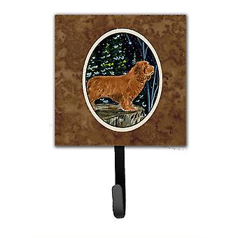 Sussex Spaniel Leash Holder or Key Hook