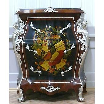 baroque chest of drawers cupboard louis pre victorian antique style MoKm00253