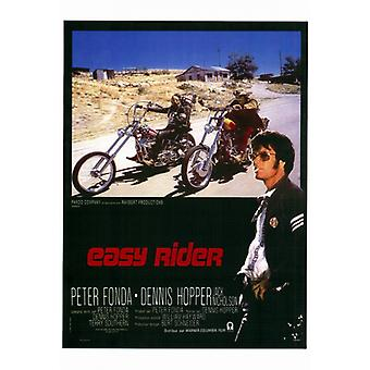 Easy Rider Movie Poster Print (27 x 40)