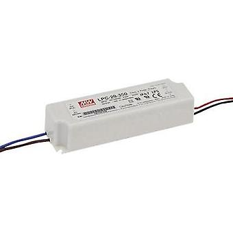 Mean WellLED driverLED-switching power supply LPC-20-700
