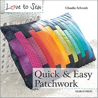 Search Press Books-Quick & Easy Patchwork SP-12997