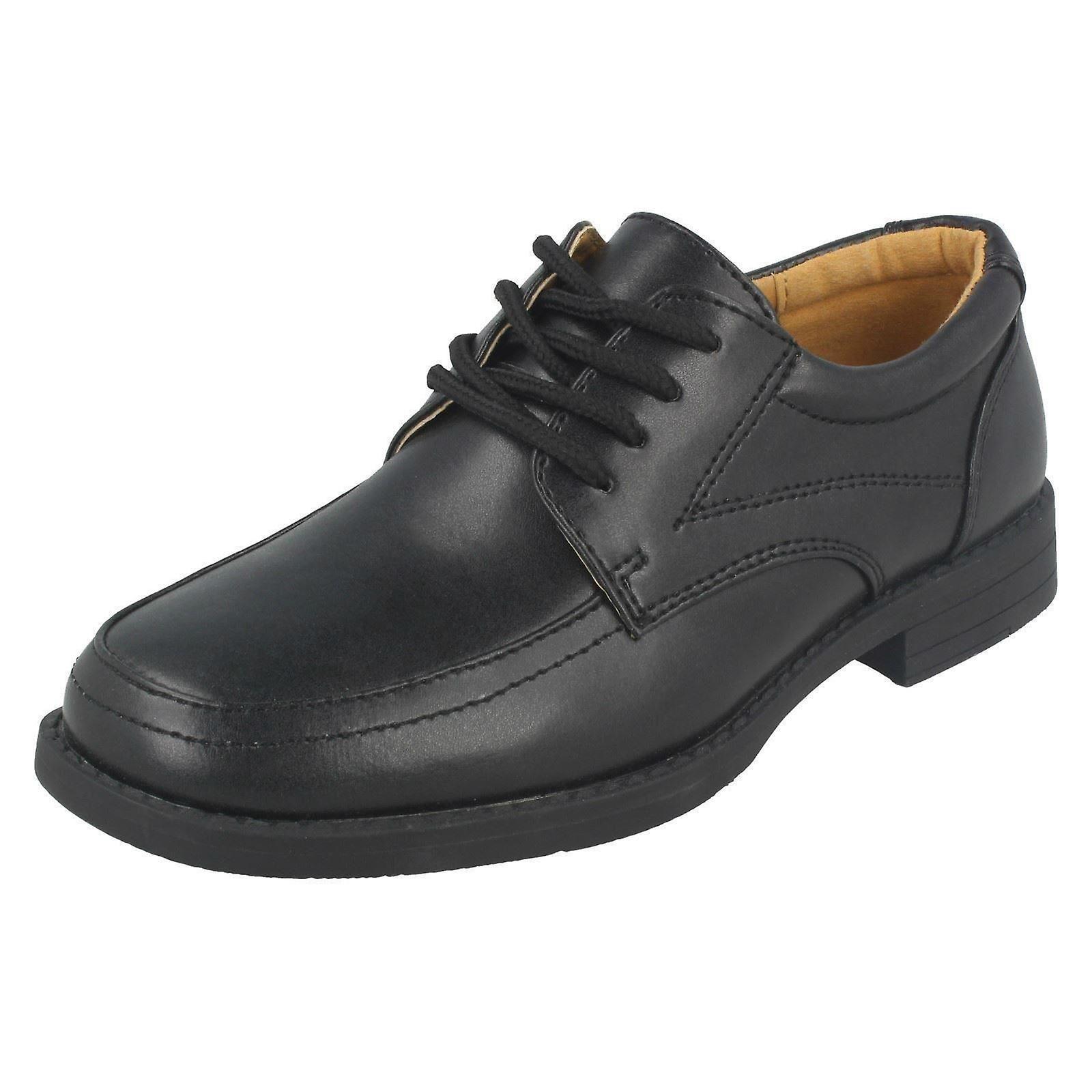 Jungen-Cool für die Schule Lace Up Schuhe N1117