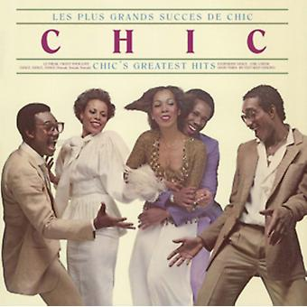 Les Plus Grands Succes De Chic - Chic's Greatest Hits [VINYL] by Chic