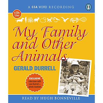 My Family and Other Animals (Csa Word Recording) (Audio CD) by Durrell Gerald